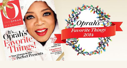 Oprah's Favourite Things